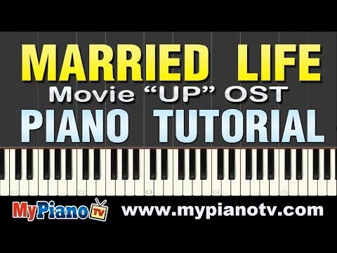 [Part 1/2] Married Life (Disney-Pixar's Up OST)