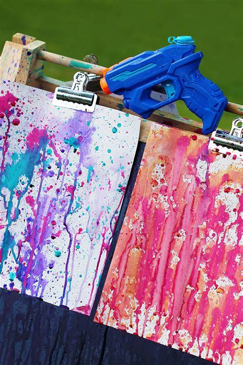 easy summer crafts  kids   craft   day