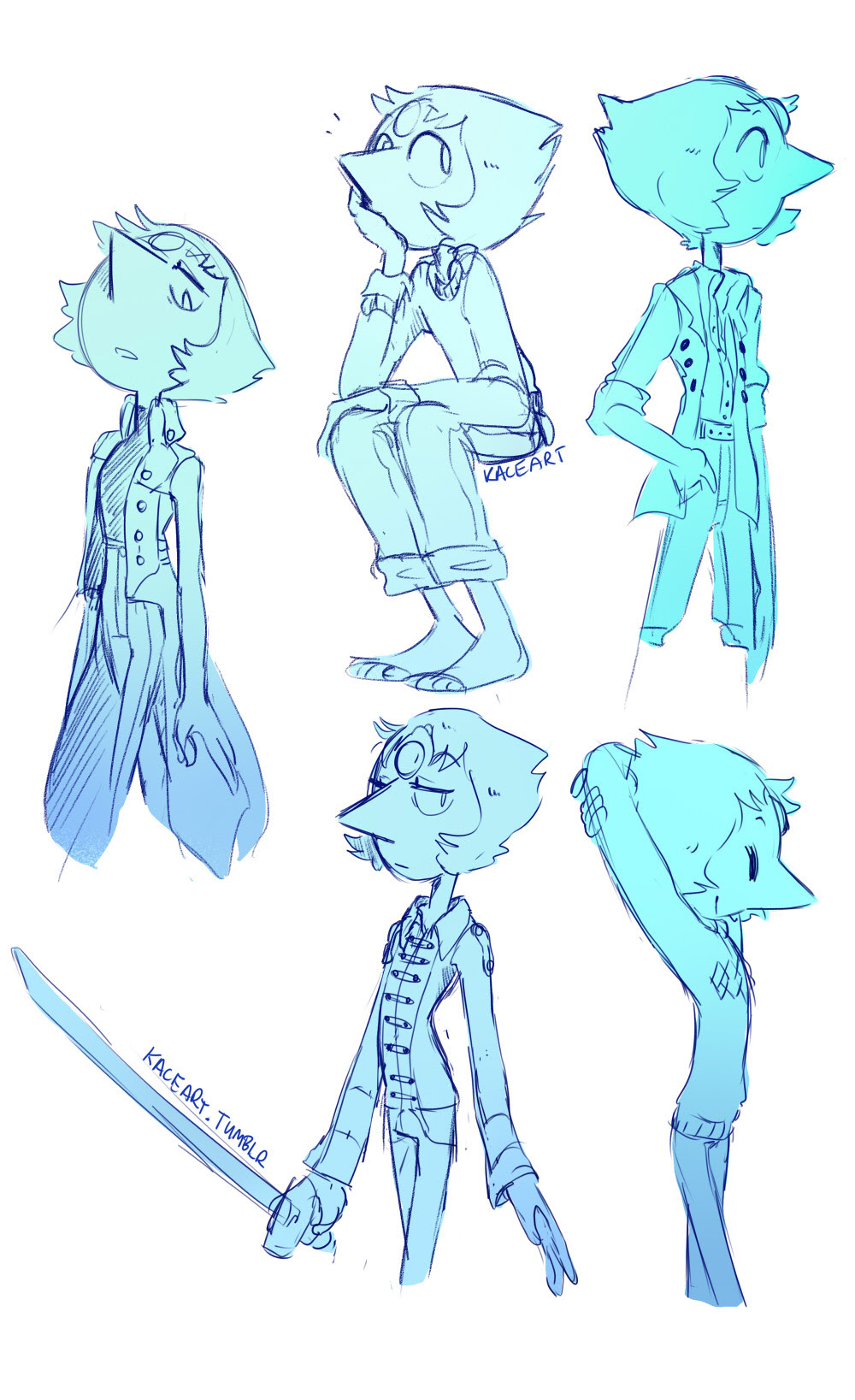 some pearls in outfits!