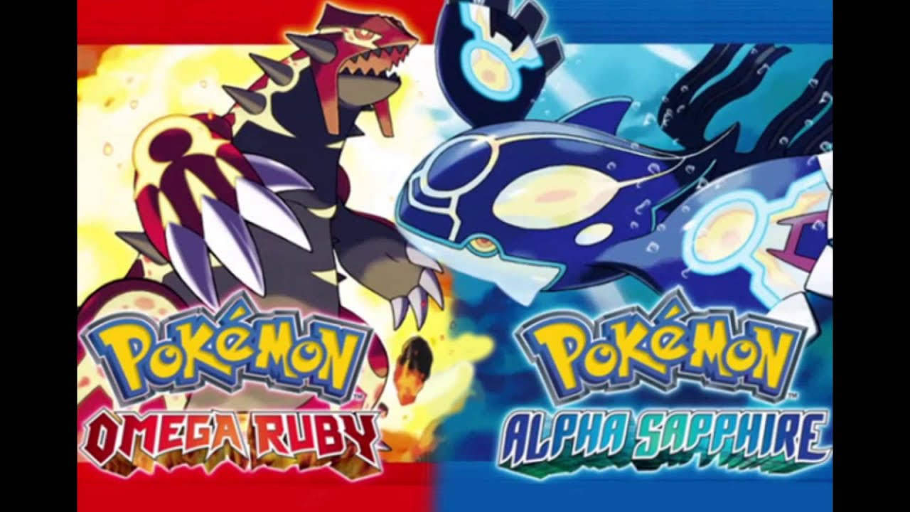 Fanmade Pokemon Omega Ruby amp; Alpha Sapphire Rival Battle