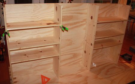 Building Plywood Cabinets