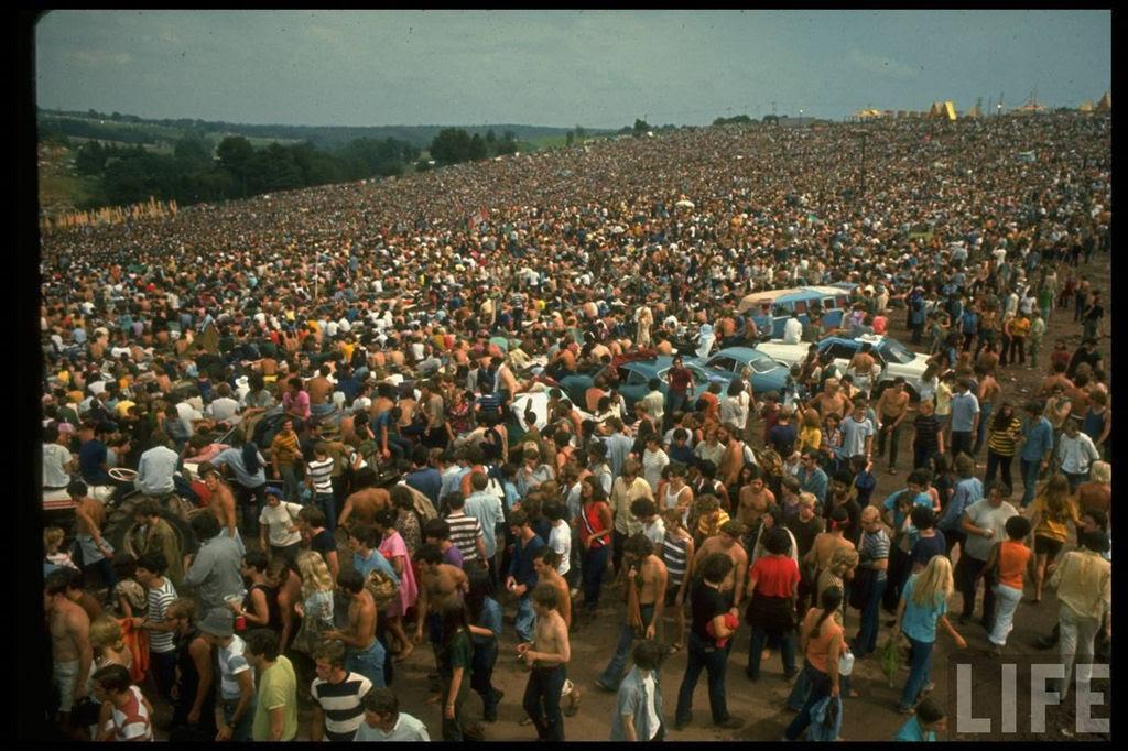 O festival de Woodstock em números e imagens 25