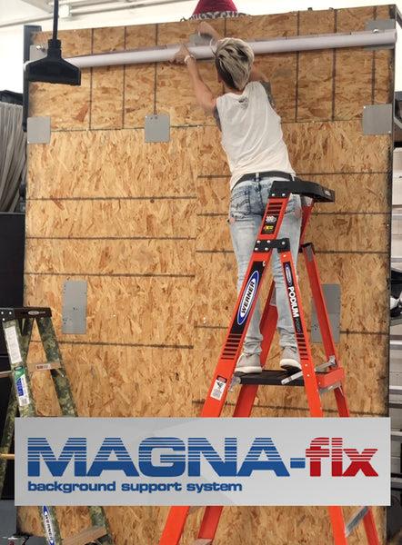 Magna Fix Magnetic Backdrop Support System Click Props Backdrops
