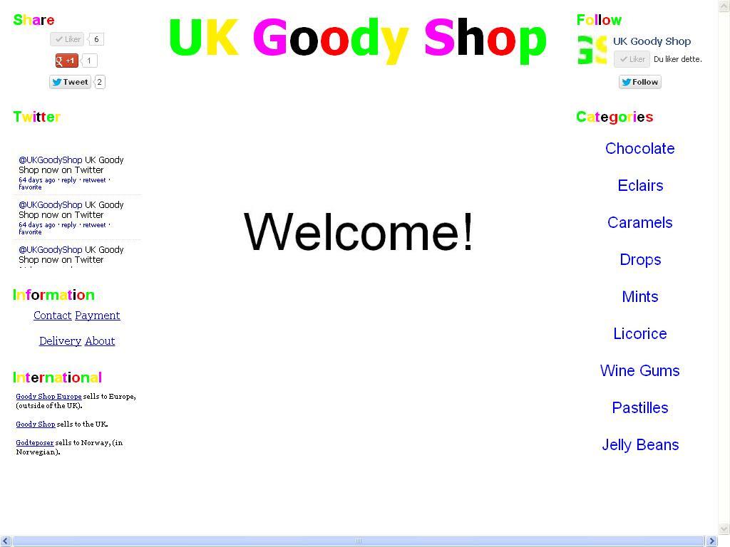ny design uk goody shop