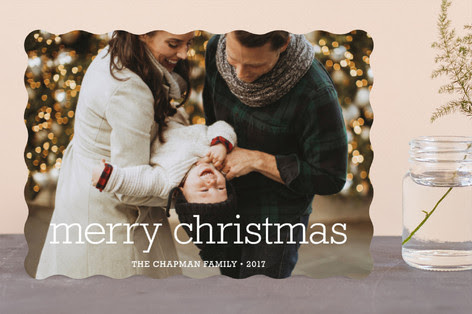 Happy Everything Christmas Photo Card | Minted