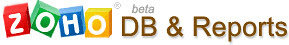 Zoho DB & Reports