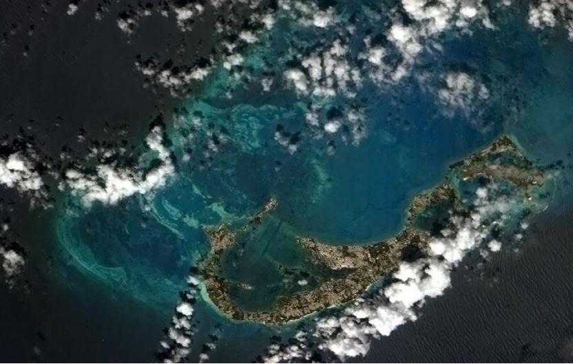 Το ηφαίστειο που έκτισε τις Βερμούδες είναι διαφορετικό από οποιοδήποτε άλλο στη Γη, τη γέννηση του ηφαιστείου της Βερμούδας, το μυστηριώδες ηφαίστειο της Μπερμούδας