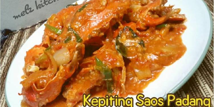 Resep Kepiting Saos Padang Oleh Melz Kitchen