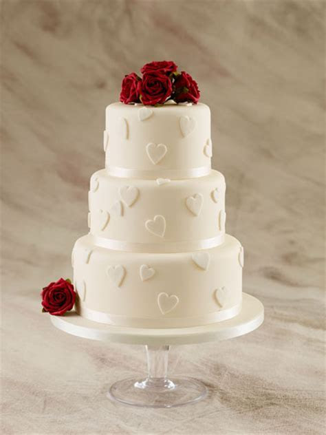 Blissful Wedding Cake Collection :: SugarBliss Cake Company