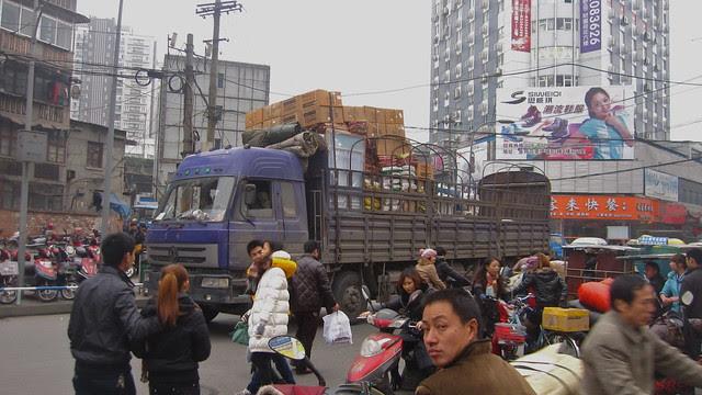 Lotus Market, Chengdu