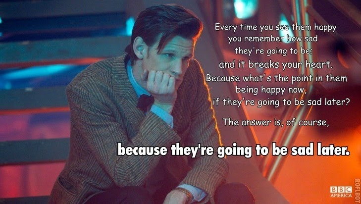 25 Famous Doctor Who Tv Show Quotes Sayings And Pictures Preet Kamal
