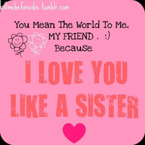 Friend Like Brother Quotes