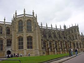 St. George's Chapel Windsor Castle