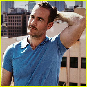 James Van Der Beek Looks So Handsome for 'Rogue' Mag!