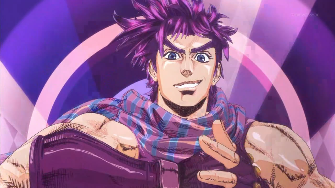 Joseph Joestar, JoJo's Bizarre Adventure,J-Stars Victory Vs, Shounen, Jump, Weekly Shounen Jump, Anime collaboration, games, PS3, Playable Characters