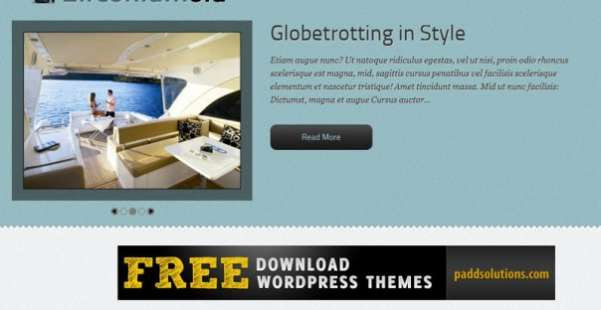 Zirconiumoid  Best WordPress Theme