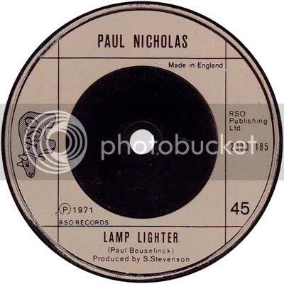 Paul Nicholas - Lamplighter