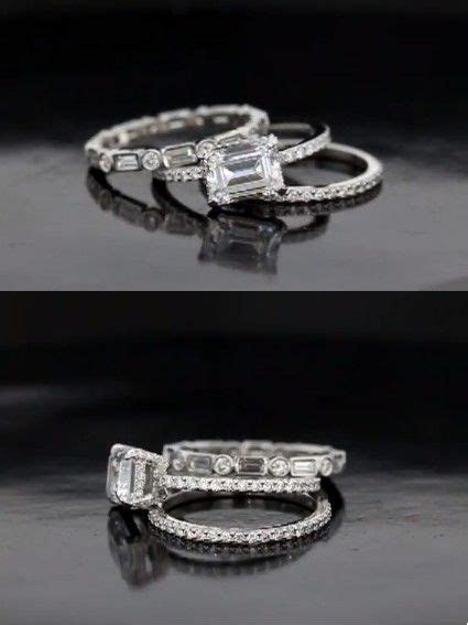 Beautiful, Wedding and Eternity bands on Pinterest