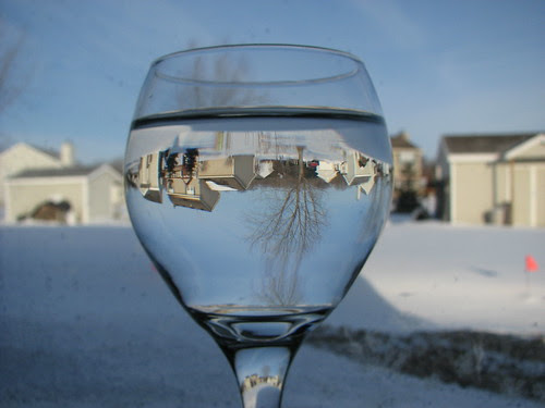 Neighborhood in a Wineglass