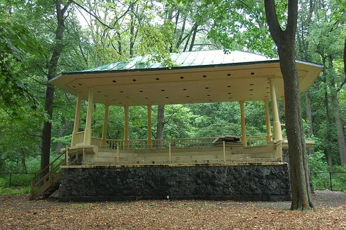 Music Pagoda, Prospect Park, Brooklyn