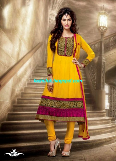 indian-Anarkali-Brides-Wedding-Frocks-New-Latest-Clothes-Suits-8