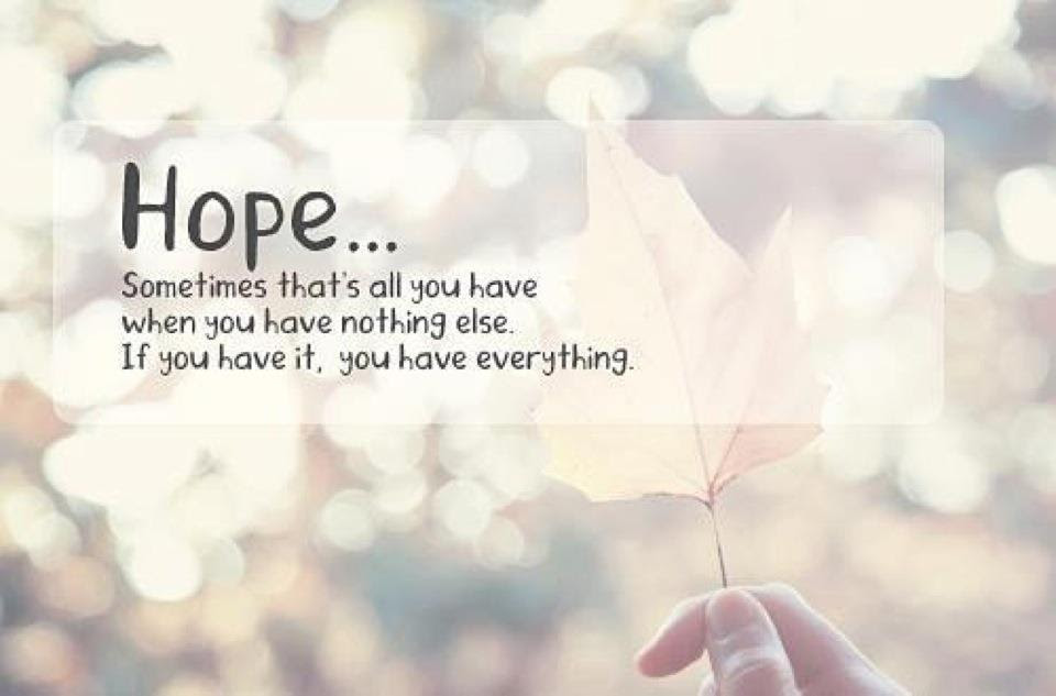 Hope Inspirational Quotes Pictures Motivational Thoughts