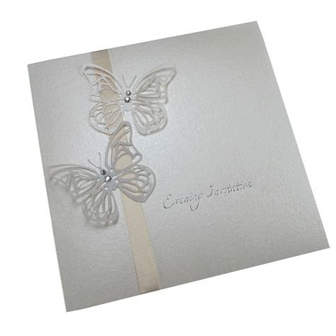 The Handcrafted Card Company Ltd: Laser Cut Butterfly