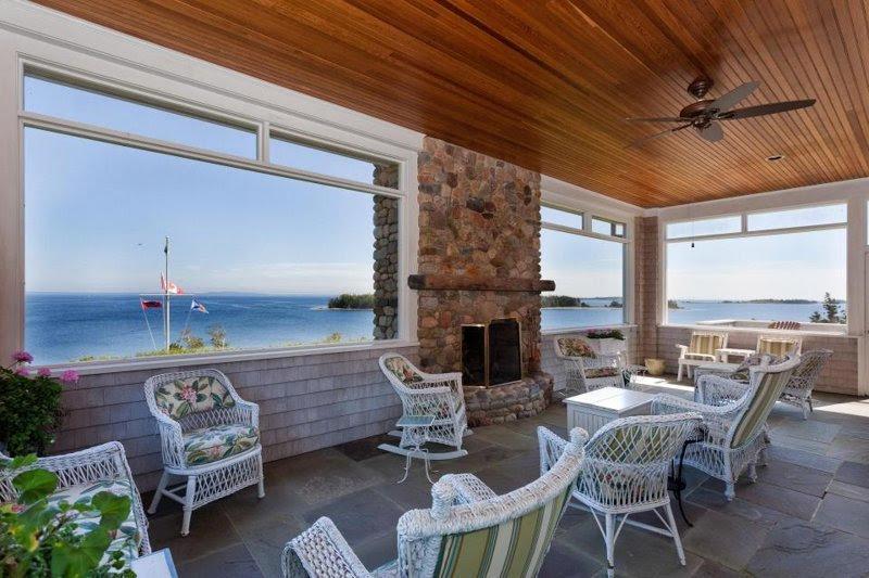 Каулбек — остров с особняком в Канаде, который может стать вашим за 7 миллионов долларов Каулбек, в мире, красота, остров, природа