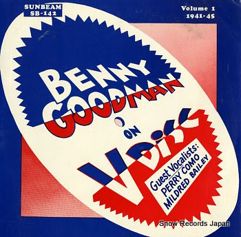 GOODMAN, BENNY on v-disc vol.1