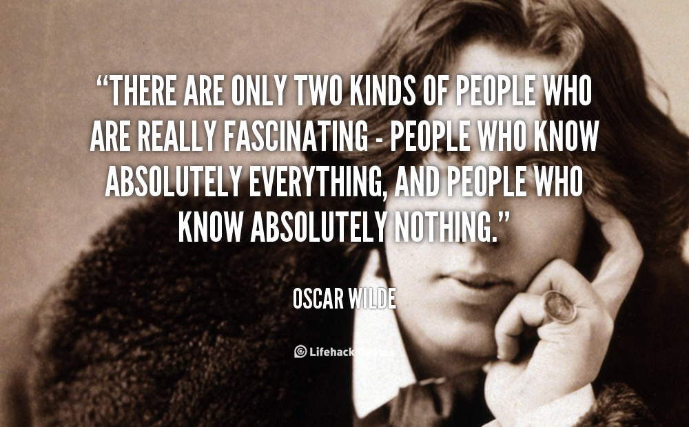 Quotes About Two Kinds Of People 97 Quotes