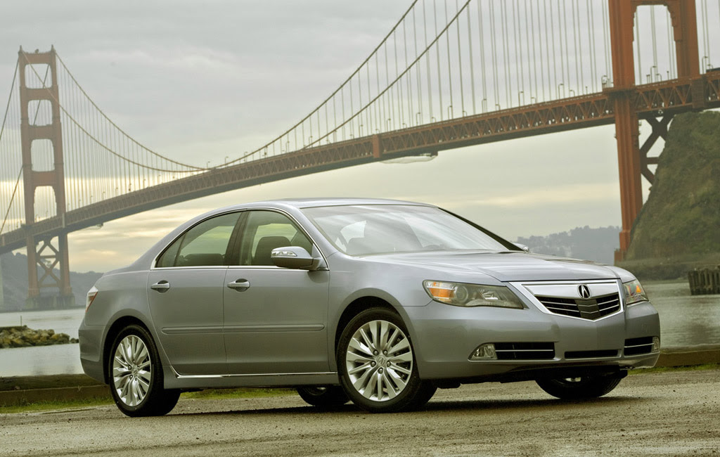 2011 Acura RL Priced From $47,200