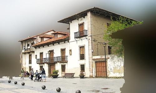 Casona en Luanco