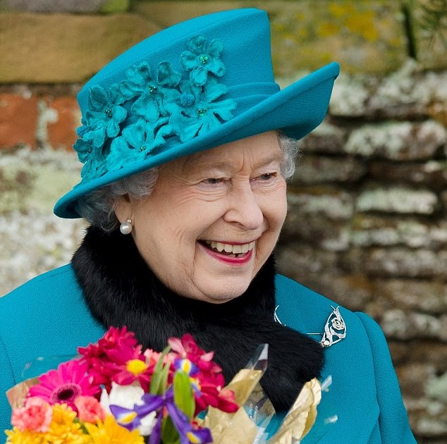 First Time Ratu Britain Merayakan Krismas Tanpa William