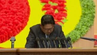 El líder nord-coreà, Kim Jong-un