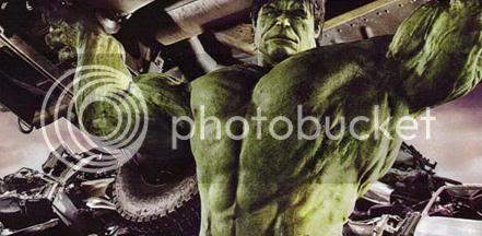 Propaganda do Hulk