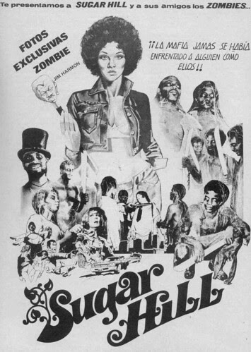 Sugar Hill: Blaxploitation & vudu