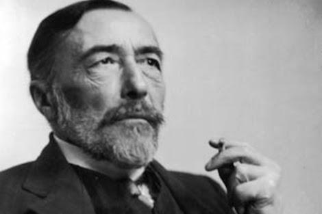 El escritor polaco Joseph Conrad, en una foto de principios del siglo XX. | EL MUNDO