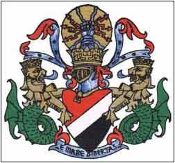 Escudo del Principado de Sealand