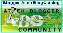Blogger Aceh BlogCatalog