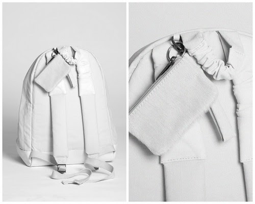 NICOMEDE TALAVERA x EASTPAK - white back