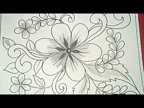 Sketsa Batik Bunga Sederhana Kata Kata Bijak