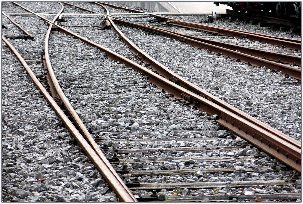 del ferrocarril