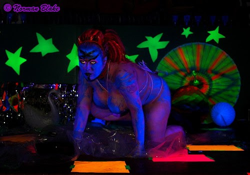 Bambi's Blacklight Spectacular