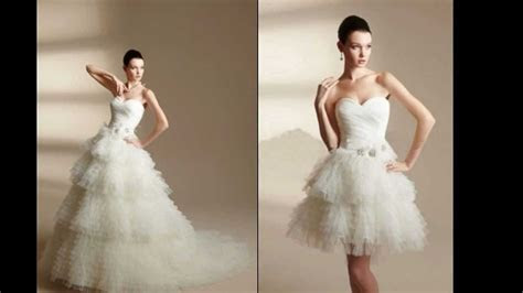 Wedding Dresses: Two In One Wedding Dresses from