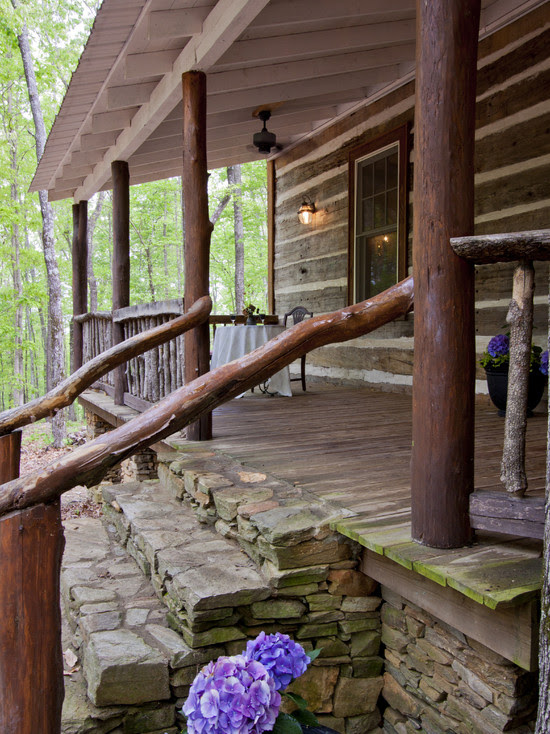 Talking Rock Log Cabin (Atlanta)