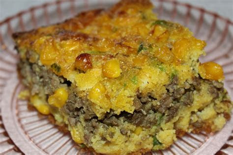 ground beefjalapeno cornbread casserole recipe