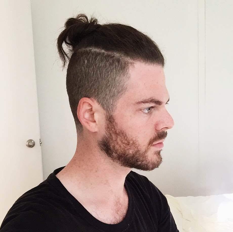 Man Bun 70 Best Man Bun Hairstyle And Top Knot Cuts How To Grow