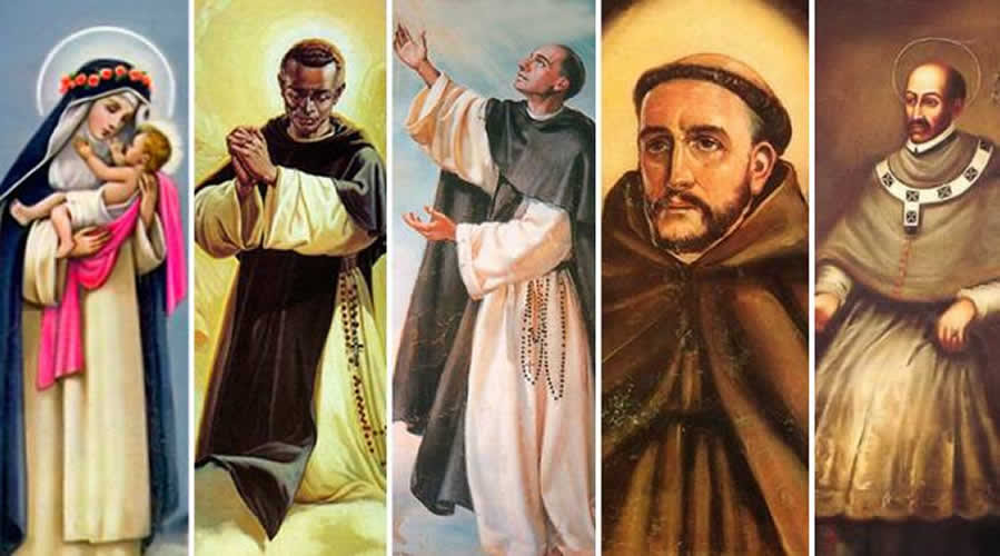 Resultado de imagen de santos peruanos