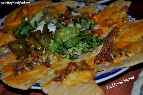 Abuelos-Traditional Nachos