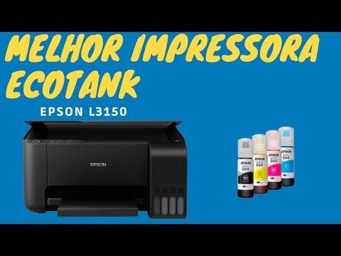 Epson L3150 Vale a Pena comprar?